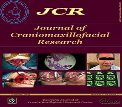 Journal of Craniomaxillofacial Reserarch